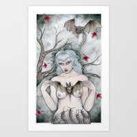 Anathema Art Print
