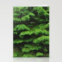Greenery I Stationery Cards