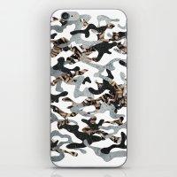Urban Camo iPhone & iPod Skin