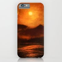 sunset iPhone & iPod Cases featuring Sunset by Viviana Gonzalez