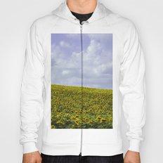 Field of Happiness - Sunflowers  Hoody