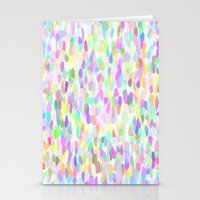 Pastell Pattern Stationery Cards