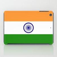 Flag Of India - High Qua… iPad Case