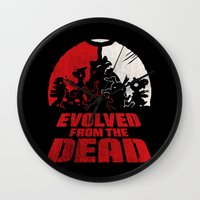 Evolved From The Dead Wall Clock