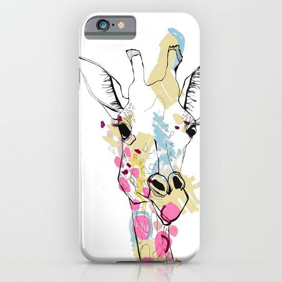G-raff colour iPhone & iPod Case