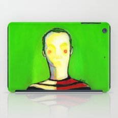 HIDDEN FACE iPad Case