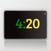 Oakland 420 Laptop & iPad Skin