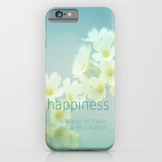 Happiness iPhone & iPod Case