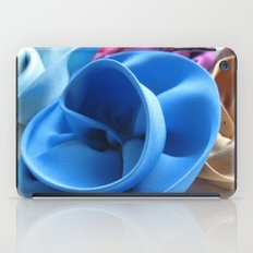 Silk Flowers iPad Case