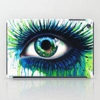 -The peacock- iPad Case