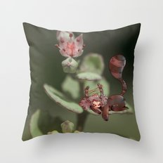 Belladonna Throw Pillow