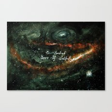 One Hundred Years of solitude Canvas Print