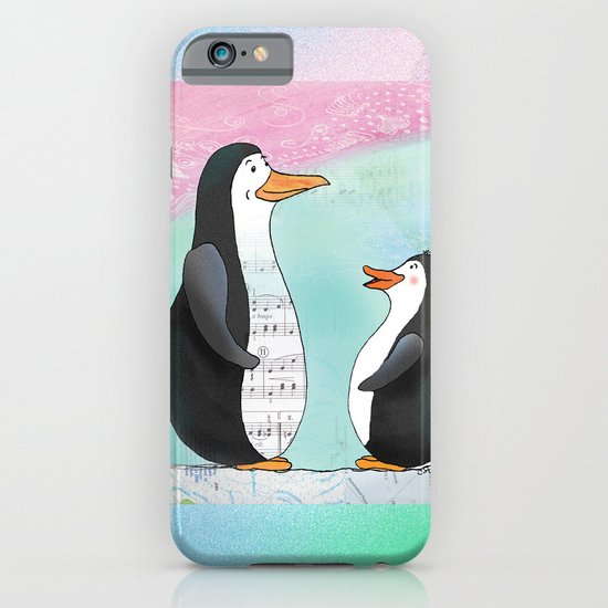 Singing Lesson iPhone & iPod Case
