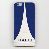 Bungie's HALO iPhone & iPod Skin