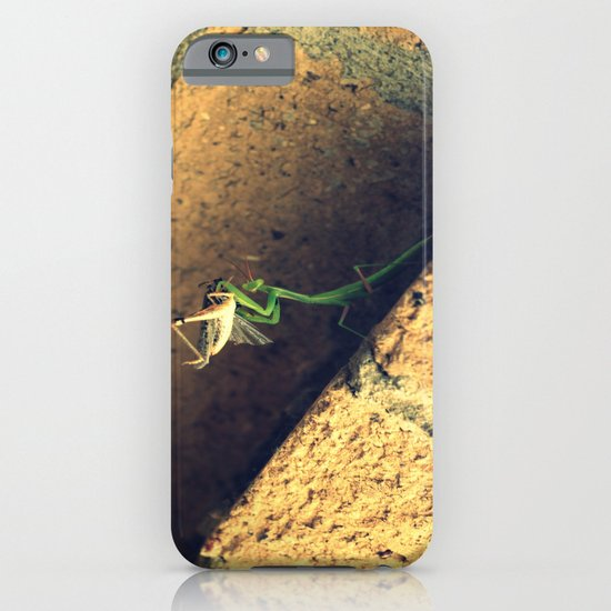 Sacrificial Grasshopper iPhone & iPod Case