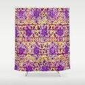 Tapestry Boho Pattern Shower Curtain