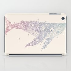 Flowing Nature iPad Case