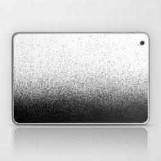DUST / black Laptop & iPad Skin