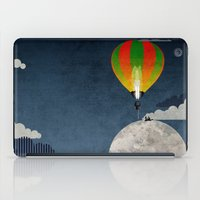 Picnic In A Balloon On T… iPad Case