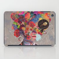 The Deterioration of the Mind And the Disappearance of Car Keys iPad Case