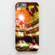 The Flower Girl - Final Fantasy VII iPhone 6 Slim Case
