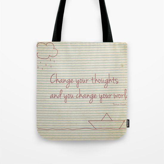 It's How You See It Tote Bag