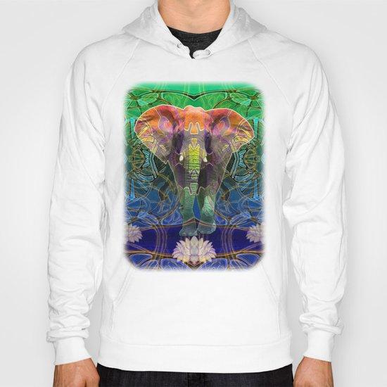 Wandering Elephant Hoody