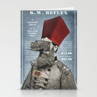 Sultan Ibrahim, The Mono… Stationery Cards