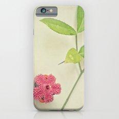 Strawberry Bush iPhone 6 Slim Case