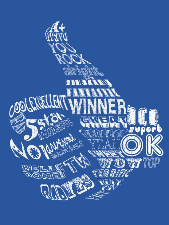 You're A Winner! Art Print