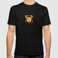 C-3PO Mens Fitted Tee Tri-Black SMALL