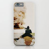 Le chasseur iPhone 6 Slim Case
