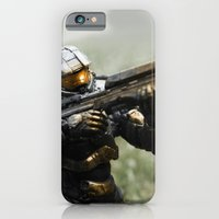 Covering Fire iPhone 6 Slim Case