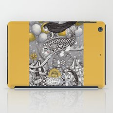 Roller Coaster Ride iPad Case