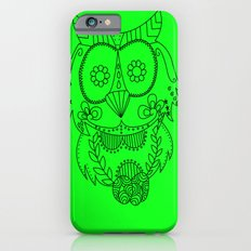 Owl of the Day iPhone 6s Slim Case