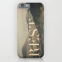 iPhone & iPod Case featuring Rest by Pope Saint Victor