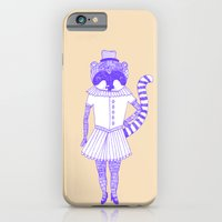 girls iPhone & iPod Cases featuring Girls by yellow pony