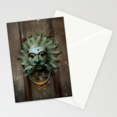 Sanctuary Knocker Stationery Cards