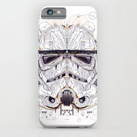 iPhone Cases featuring stormtrooper by yoaz