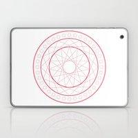 Anime Magic Circle 5 Laptop & iPad Skin