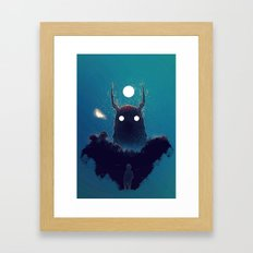 Lost Voices Framed Art Print
