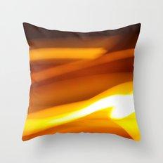 Fire Bell Throw Pillow