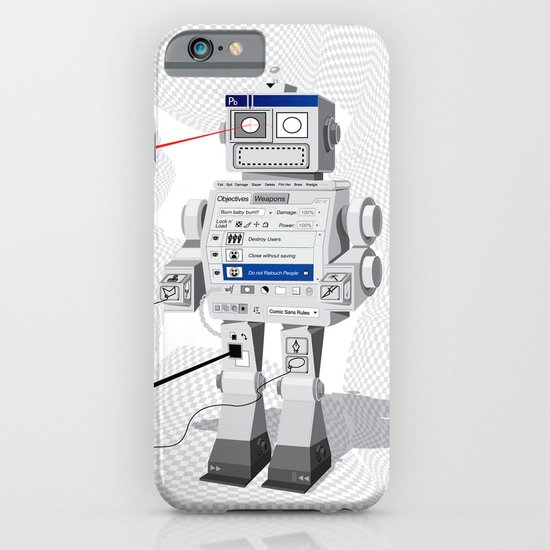 Photobot iPhone & iPod Case