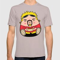 Kuwaii Fieri Mens Fitted Tee Cinder SMALL
