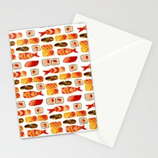 Sushi vibes Stationery Cards