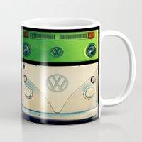 VW Collage Mug