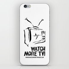 Watch More TV Radio iPhone & iPod Skin