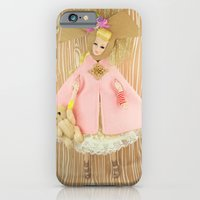 iPhone & iPod Case featuring Carousel Of Color by tinyfrockshop