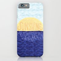 Face The Sunshine iPhone 6 Slim Case