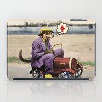 Barkin' Down the Highway! iPad Case